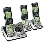 Mint Vtech CS6629-3 Cordless Digital Answering System 3 Handsets DECT 6.0