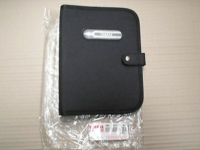 Yamaha tuning forks wallet organiser filofax diary ?? YMD10071-00-BR genuine NOS
