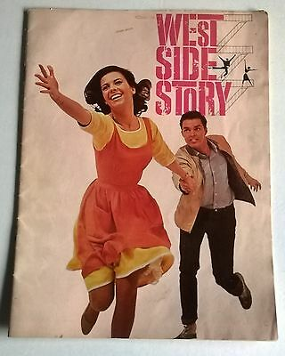 Theatre  Cinema  Brochure  West Side Story