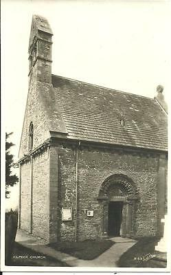 Kilpeck Church, Herefordshire (Rp Postcard By Walter Scott)