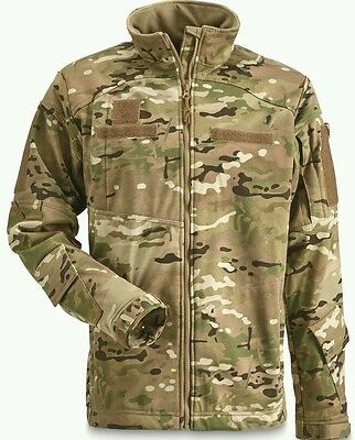 FREE LWOL OCP Multicam Camo Waterproof Jacket size Large