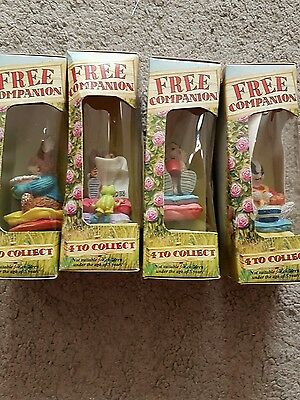country companions figures/cake toppers