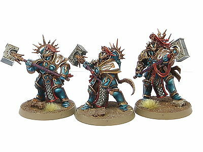 RETRIBUTORS  -  Painted Warhammer Age Of Sigmar Stormcast Eternals Army