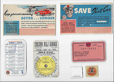 Gulf Auto Collectibles Total of Six==LOOK HERE==