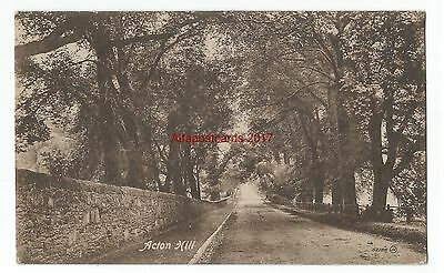 Stafford Acton Hill Vintage Postcard