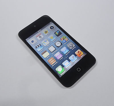 Apple iPod Touch 8GB 4th Gen Generation  Black GUARANTEE