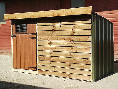 6ft 6inx 3ft6 x 4ft Livestock Shelter Ideal for sheep / goats / pigs