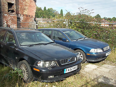 Volvo V40/S40 Disesel mk1 Breaking for spares/parts,Phase 1 & 2 1996-2004