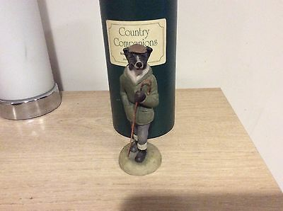 Robert Harrop CC4 BORDER COLLIE COUNTRY 1ST ED STICK ACROSS BODY ANOTHER VERSION