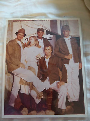 M*a*s*h Trading Card Set Of 66 Cards + Wrapper - Nm/mint + Photos