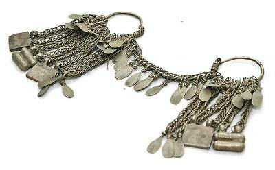 Old Gypsy Kuchi Ethnic Collection Ats Rare Tribal Banjara Belly Dance Headdress