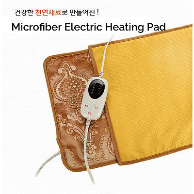 Microfiber Electric Heating Pad (Mento MT-3000, Korea Hot therapy, 550mm*350mm)