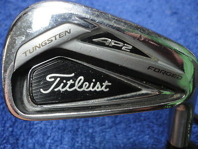 Titleist Ap2 716 Irons 4-Pw, Dynamic Gold Tour Issue S400 Stiff Steel, Rh
