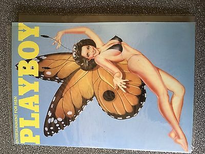 PLAYBOY Greetings Card - Official - NEW - RARE - c/w Envelope