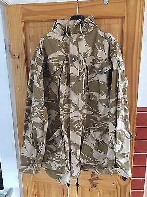 British Army Desert DPM Windproof Smock.  180/96