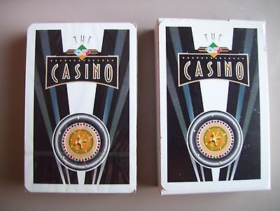 The Casino Deck Of Sealed Playing Cards.(Sealed=Mint)