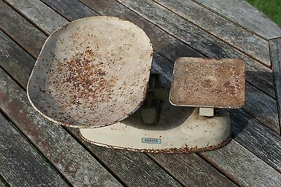 Vintage Traditional Kitchen Scales by Harper for Renovation - No Weights