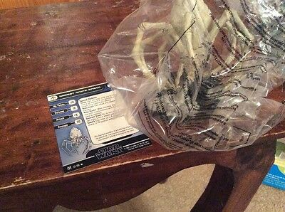 Knobby White Spider, Star Wars Miniatures WoTC, Force Unleashed