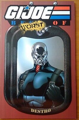 IDW - TPB - Trade Paper Back - G.I. Joe The Best/Worst Of 3 - Destro (2009)