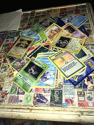 Bundle Of 70 Mixed Cards Includes Holos Etc