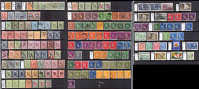 Finland early stamps collection