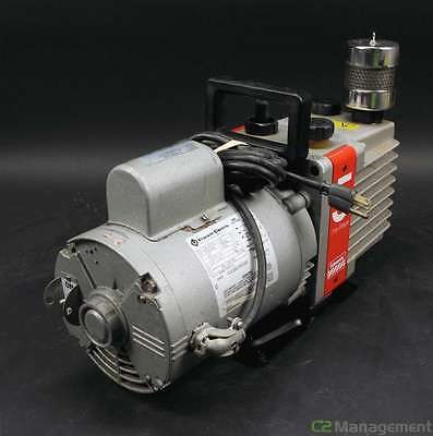 Edwards E1M5 One Stage Vacuum Pump 120V 1/2 HP
