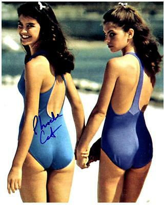 Phoebe Cates Signed 8x10 Photo Picture Autographed