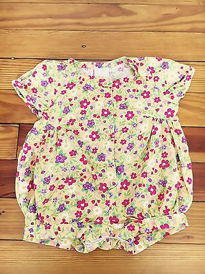 HANNA ANDERSSON, Infant Girls, Size 50, 0-3 Months, EUC!