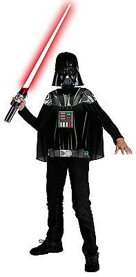 Star Wars Darth Vader Value Halloween Costume - Medium 8-10