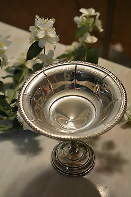 """Wallace Sterling Silver Footed Bowl Trophy """"BOULDER HORSE SHOW"""" weight 213.7 gr"""
