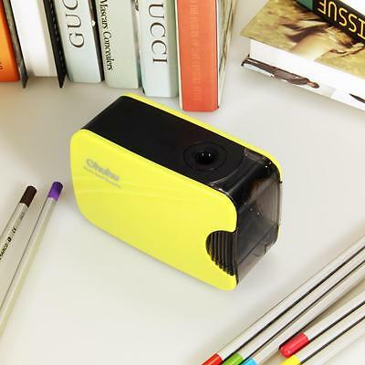 Automatic Quiet Motor Battery Operated * USB-powered Electric Pencil Sharpener