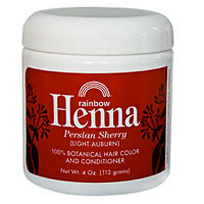 Henna PERSIAN SHERRY, 4 OZ by Rainbow Research
