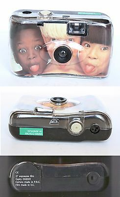 Benetton fotocamera usa e getta collezione - United Colors of Benetton  Vintage