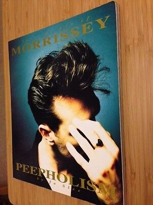 Into the Art of Morrissey - Peepholism Book by Jo Slee ISBN 028306210