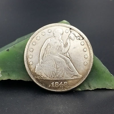 Year1848 Collection Foreign Countries Commemorative Copper