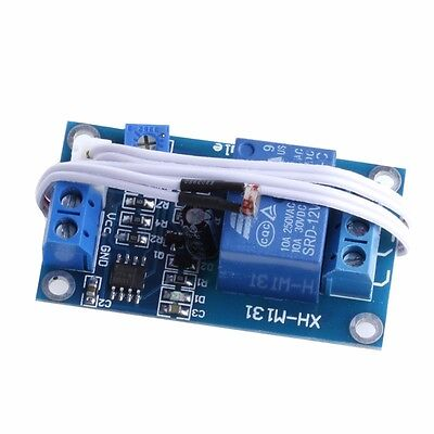 12V Photoresistor Sensor Relay Module Car Light Automatic Control Switch w/Cable