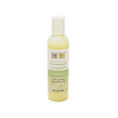 Massage Cream Unscented 4 oz by Aura Cacia