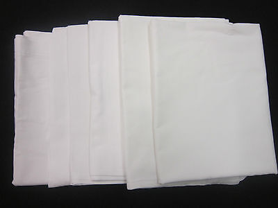 Packs Of Hotel Quality Cotton Pillowcases