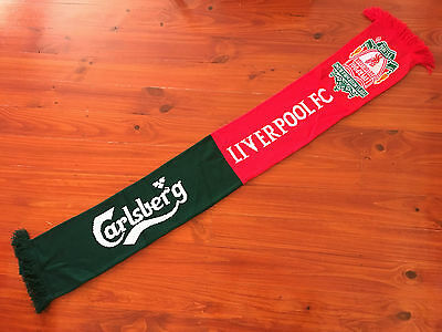 Liverpool FC scarf - excellent condition!