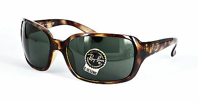 Ray Ban Sonnenbrille / Sunglasses RB4068 642 Insolvenzware # F5
