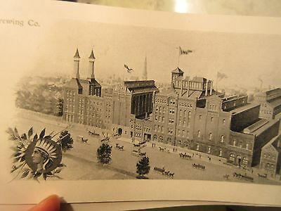 1897 REPRINT  Preprohibition Buffalo NY Beer  Brewery History With Pictures