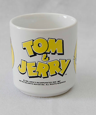 Tom & Jerry Mug  - Small Children's Size - MGM - Cat & Mouse