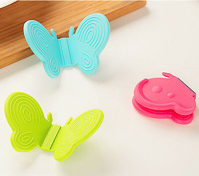 Mini Silicone Stay Cool Finger Pinch Grip Pot Holder Heat Resistant Oven Mitt