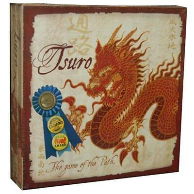 Tsuro The Game of the Path Board Game