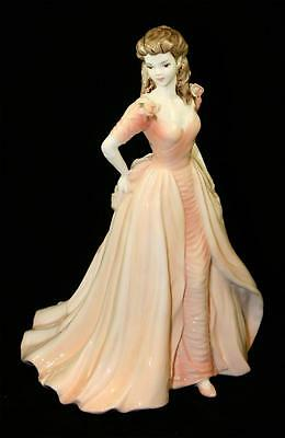 Coalport, Ladies of Fashion 'JACQUELINE' Figure of the Year 1995, Perfect