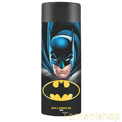 1 x 400ml Batman Bath & Gel De Ducha