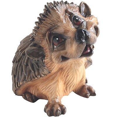 Arora Little Paws Henry Hedgehog Funny Figurine Ornament Animal Lovers Gifts