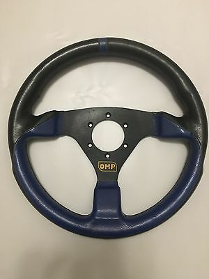 Rare JDM OMP Steering wheel Made in Italy