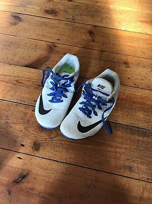 Kids Nike Rival S Sprint Spikes Running Shoes 4.5
