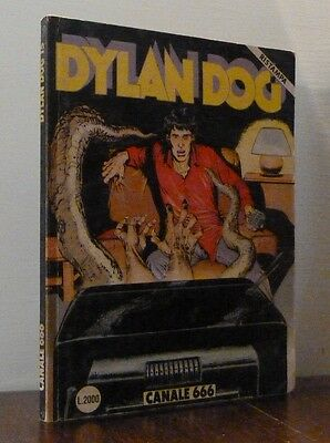 Dylan Dog N° 15 - Canale 666 - Prima Ristampa